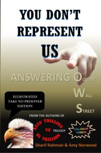 You Don't Represent Us - Answering OWS